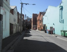 Geelong Laneways