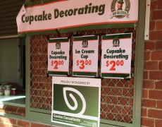 Helping out the Irish cupcake economy